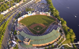 Waterfront Park Aerial